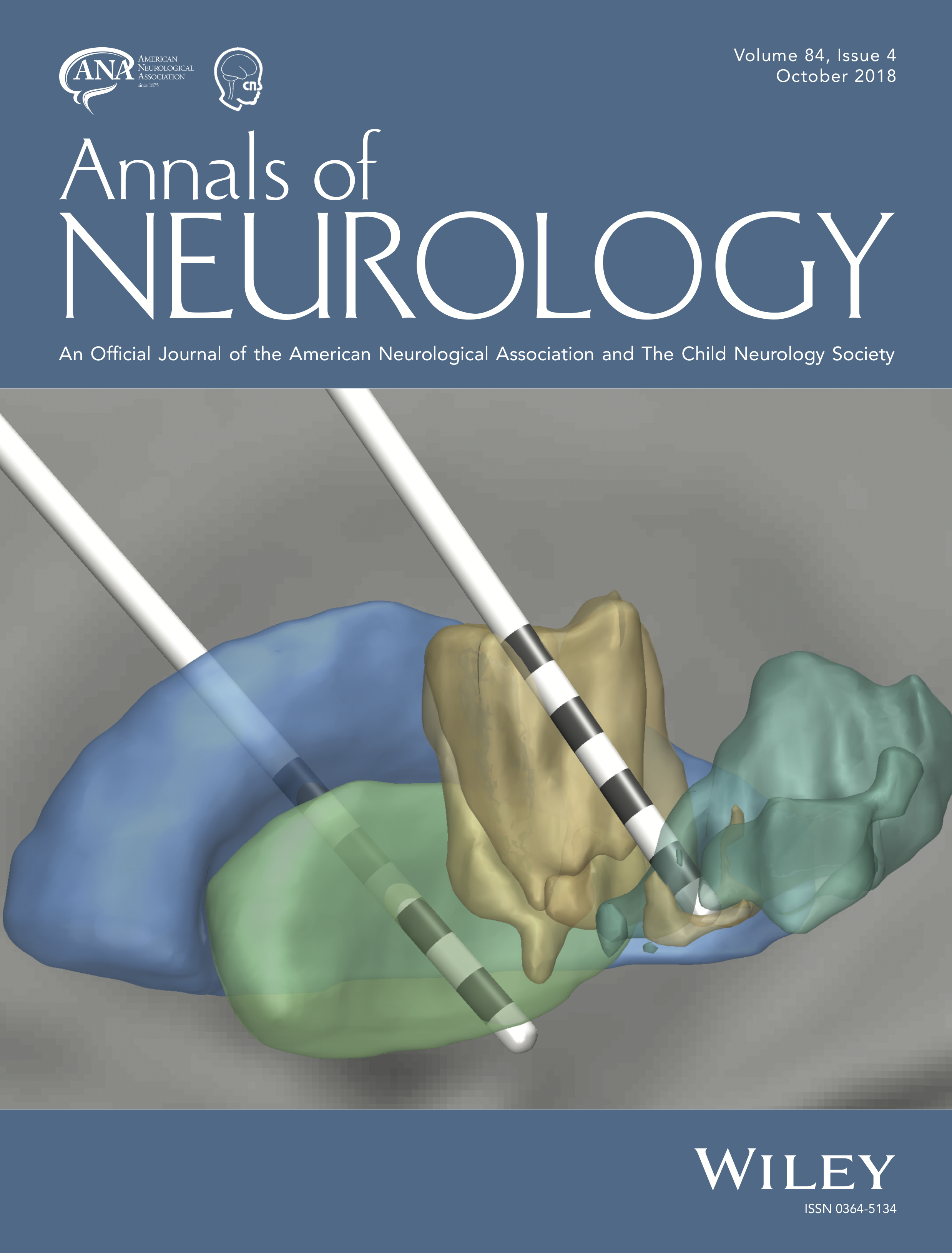 Lead-DBS on the cover of Annals of Neurology – Lead-DBS